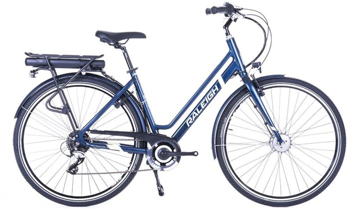 Raleigh womens e-bike black friday deals