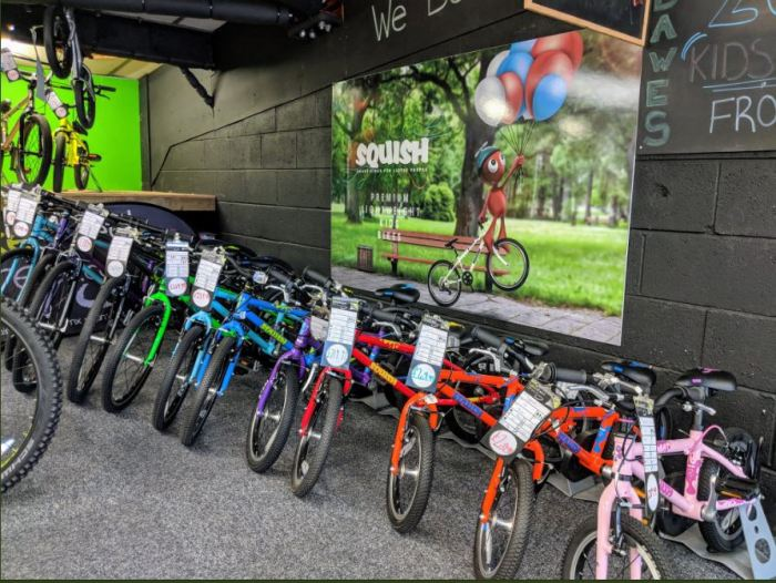 The best place to buy a kid's bike this Christmas