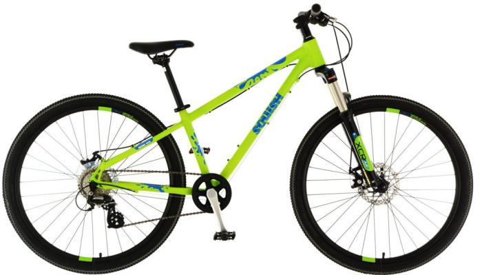 "26"" wheel kids mountain bike - the Squish MTB 26"