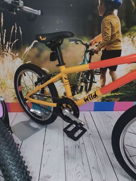 Wild Bike - cheap kids bikes from Go Outdoors