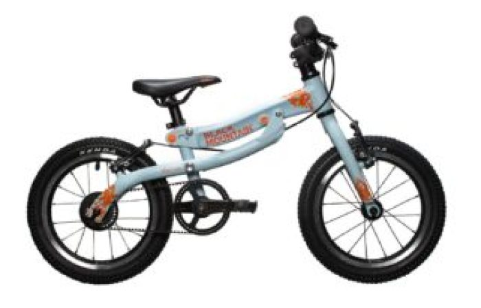 "Black Mountain Pinto - best 14"" wheel children's bike"