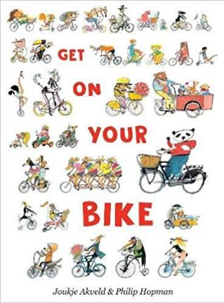 Get on Your Bike by Joukje Akveld