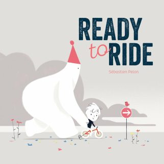Ready to Ride - a children's picture book about learning to ride a bicycle