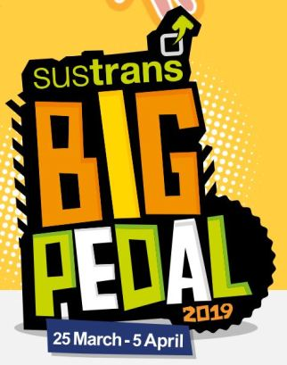 Sustrans Big Pedal 2019