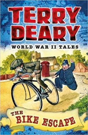 The Bike Escape by Terry Deary