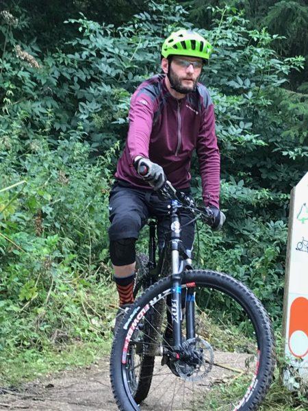Chris Jones Cycle Sprog Technical Editor