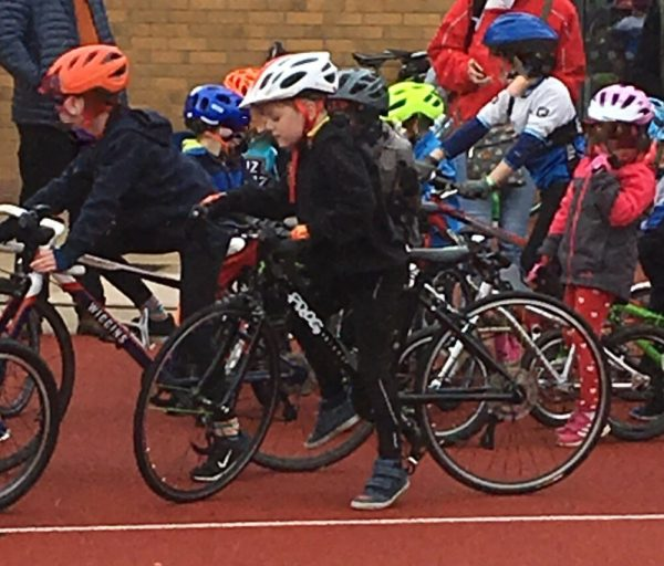 Go Ride Training session - cycling club for kids and children