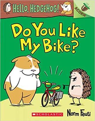 Do you like my bike? by Norm Feuti