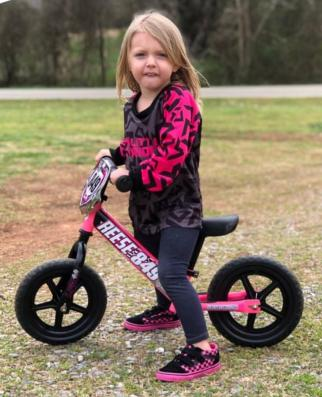 Little Rider cycling jerseys for toddlers aged 1 to 5 years