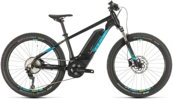 Cube Acid 240 SL kids electric mountain bike in Black Friday sale