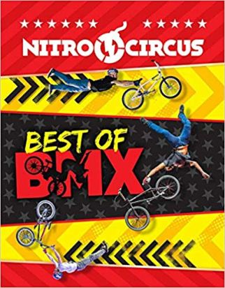 Nitro Circus - best of BMX kids book