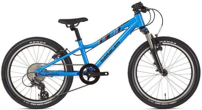 Saracen Mantra 2.0 in blue