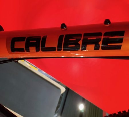 Calibre Two Cubed mountain bike
