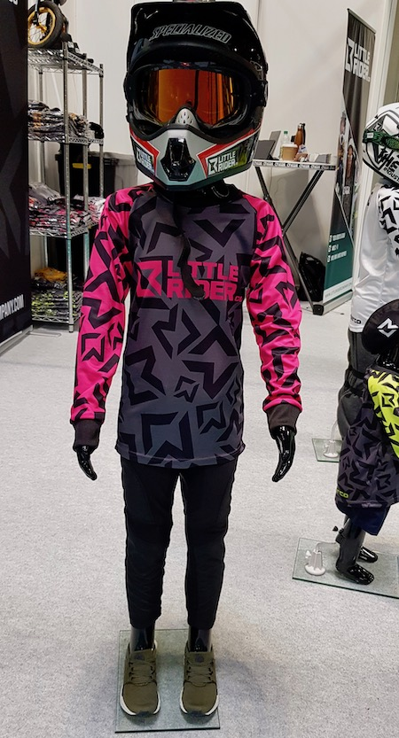 Cycle Show 2019 - Little Rider clothing