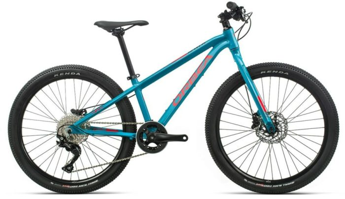 Orbea MX24 Team Disc in blue