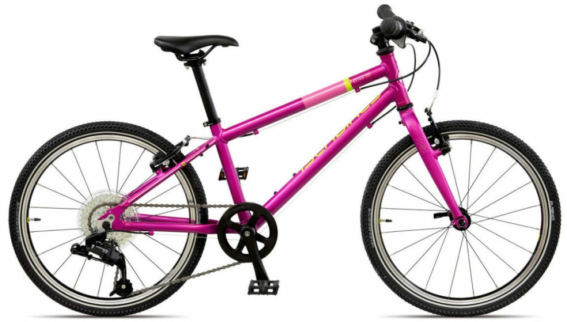 Islabikes Beinn 20 Large in pink - a great first bike with gears for slightly older children