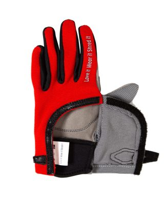 Cycle glove for small childs hand