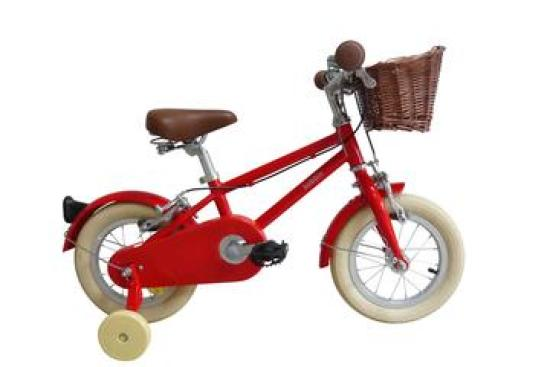 Moonbug 12 inch kids bike for a 2 year old
