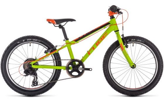 "Cube Acid 200 20"" wheel kids bike - a great bike with gears for a 6 or 7 year old child"