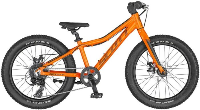 Scott Roxter 20 Plus in orange