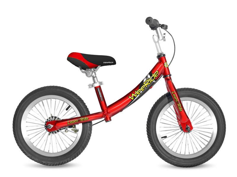 "Wee Ride Delux 12"" Balance Bike"