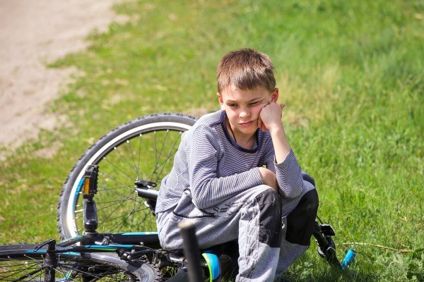 Why doesn't my child want to ride their bike? - ADOBE STOCK PICTURE