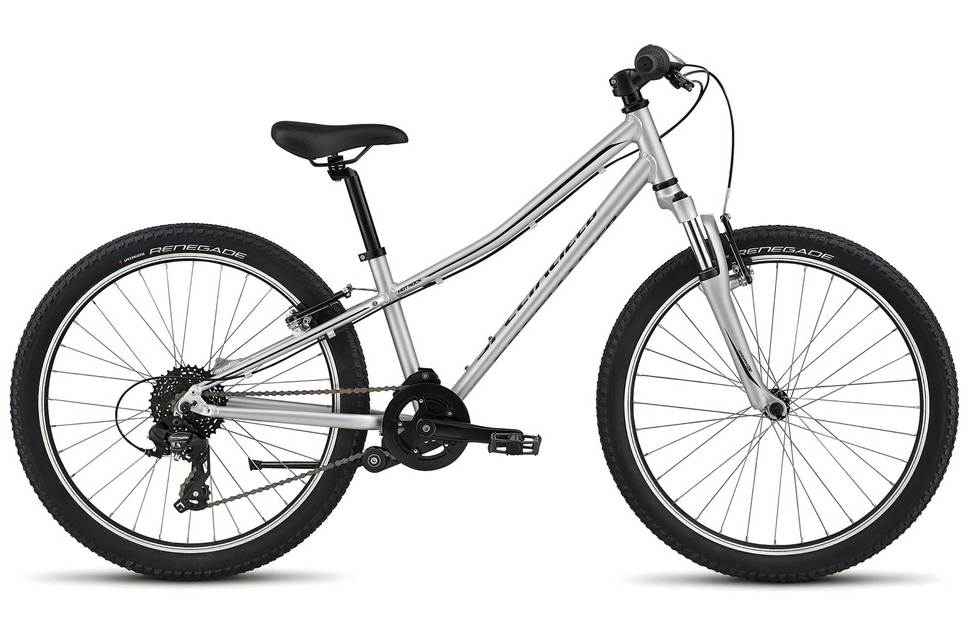 "Cheap 24"" wheel mountain bike for kids aged 7 years old and over"