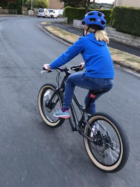 Review of the Vitus 20+ Kids bike