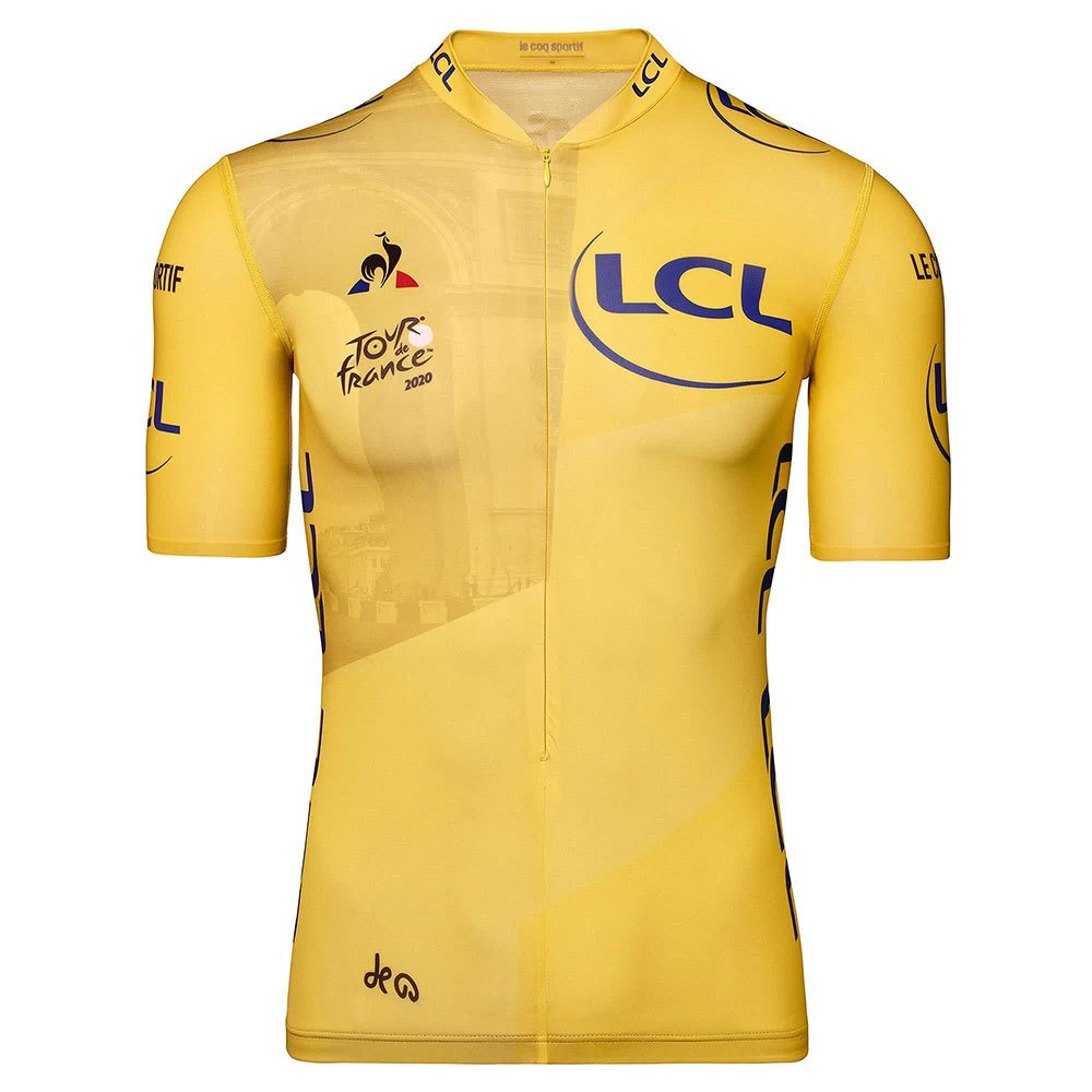 Kids Tour de France Yellow Jersey 2020