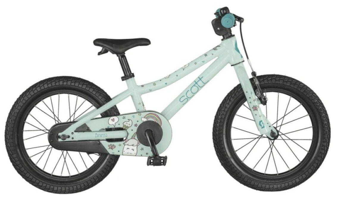 Scott Contessa Girls Unicorn Bike 16 inch wheel