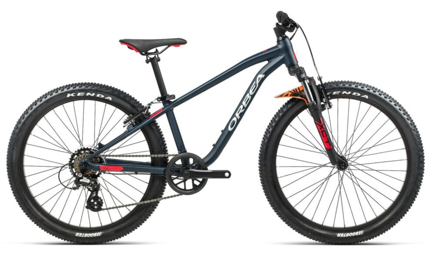 Orbea MX24 XC 2021 is a great entry level mountain bike for an 8 year old