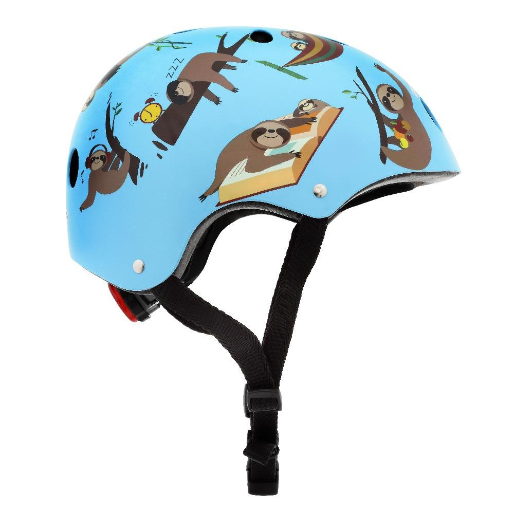 Kids Sloth Cycling Helmet makes a great Christmas present for kids who like to cycle