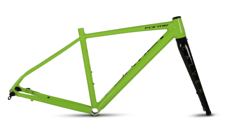 Forme Calver Pro Frameset for kids cyclocross bike