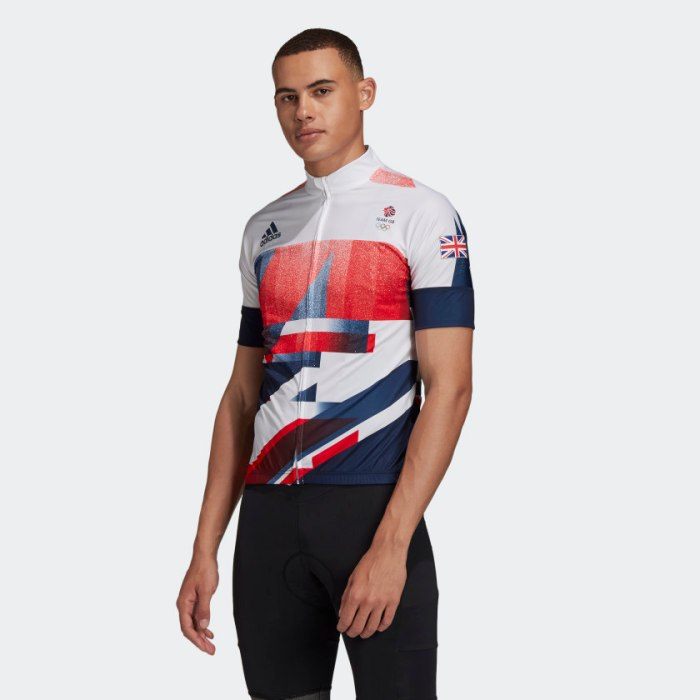 Team GB olympic jersey