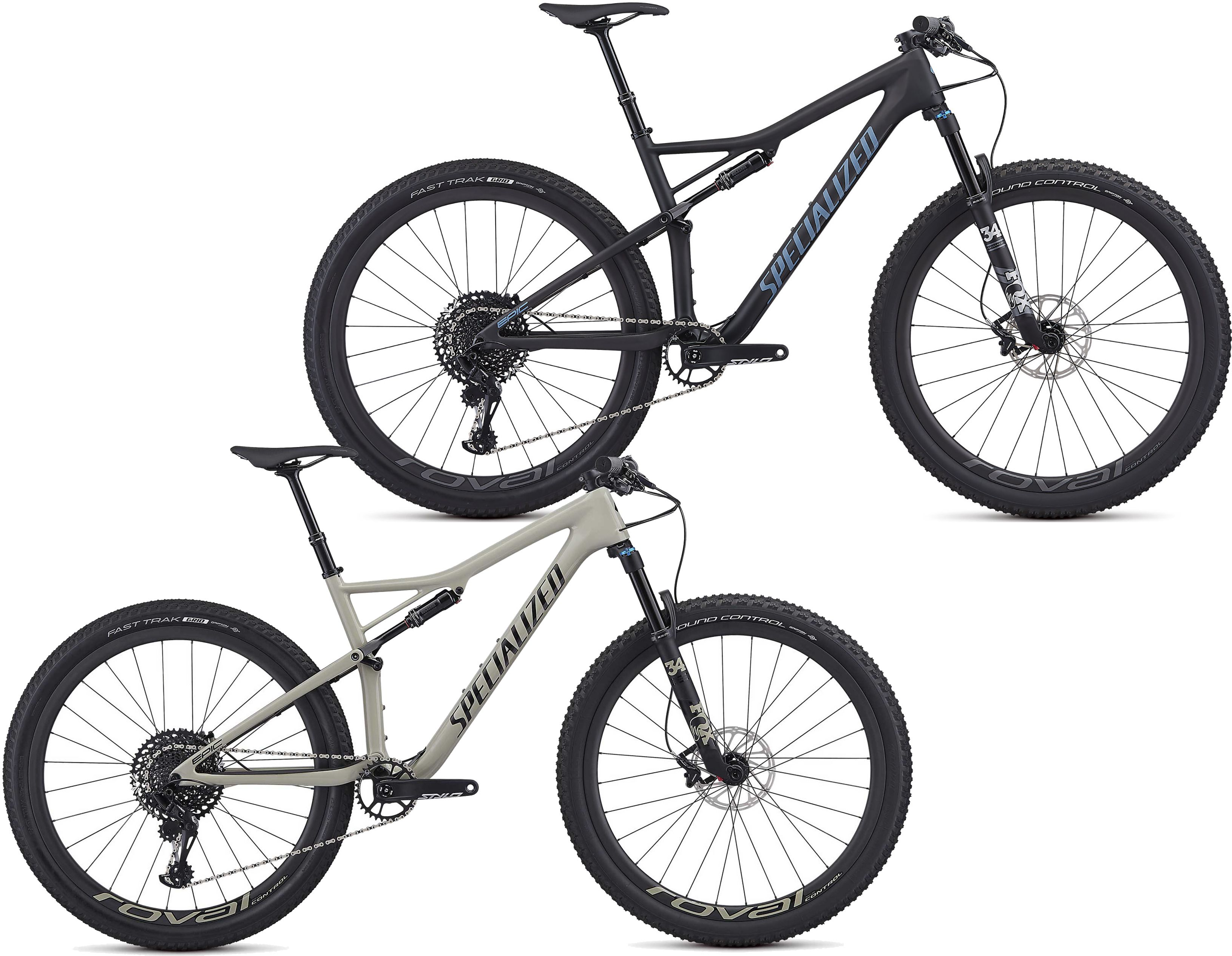 Specialized Epic Expert Evo Carbon 29er Mountain Bike