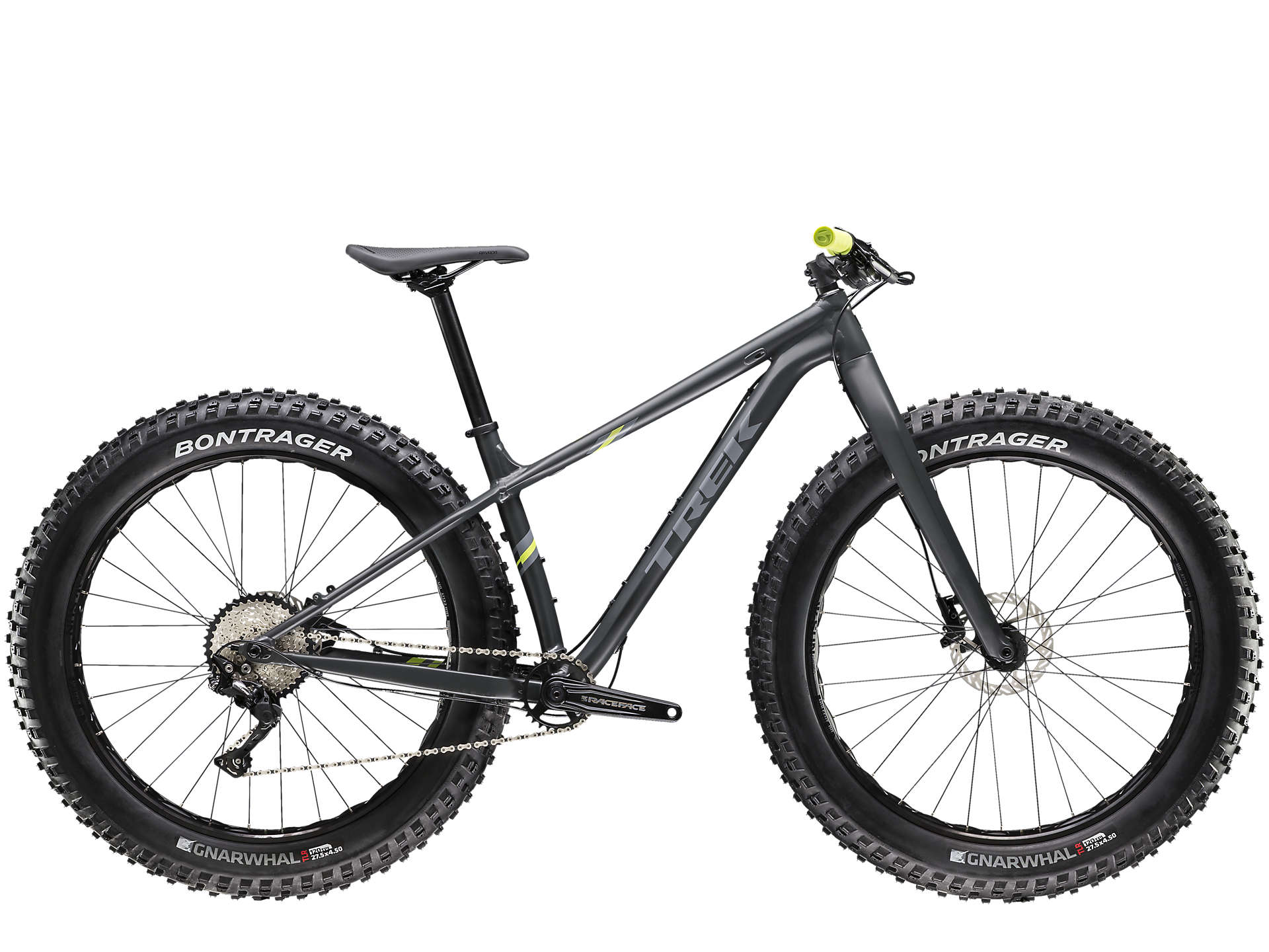 Trek Farley 5 2019 Fat Mountain Bike Matte Black £1,450.00