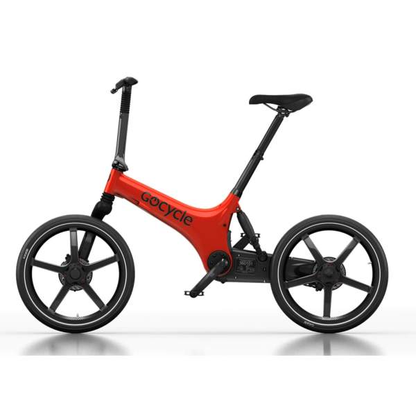 Gocycle G3C Limited Edition Red