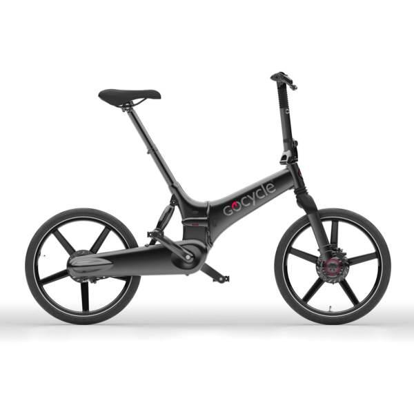 Gocycle GXi Matte Black