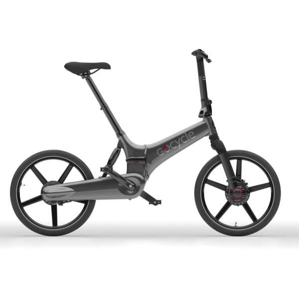 Gocycle GXi Gray