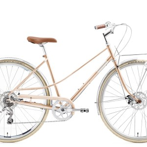 Creme Caferacer Lady Solo disc old gold 9 speed