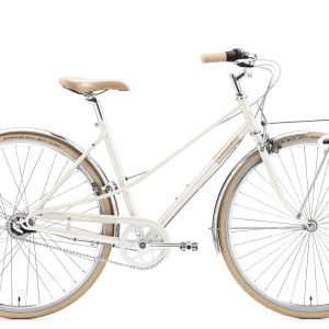 Creme Caferacer Lady Solo white 7 speed