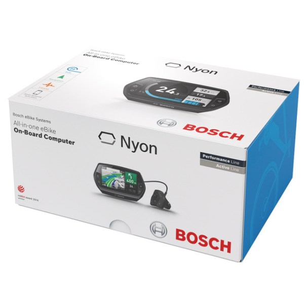 Bosch Nyon Nachrüst-Kit