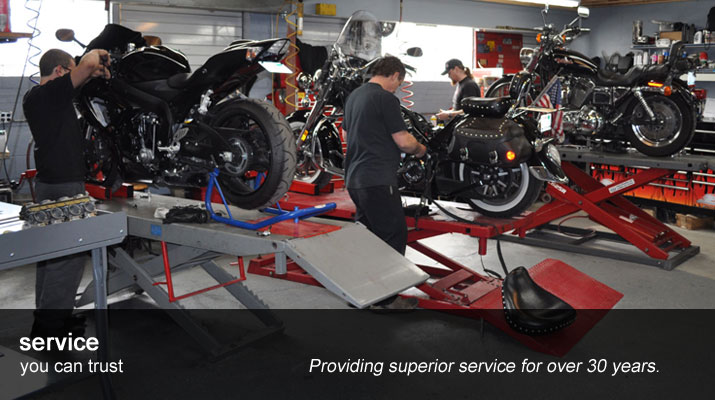 Motorcycle Repair  Service  Cycle Tech Inc  Chicagoland  7088464265