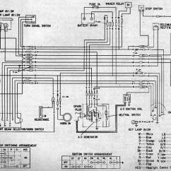 Schematic Diagram Of Electrical Wiring Nitrous Oxide Motorcycle Diagrams Cb500