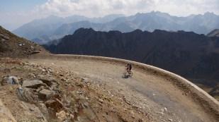 Road to Pic du Midi