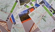 Aosta route cards