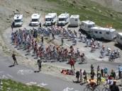 Last km, Tour de France