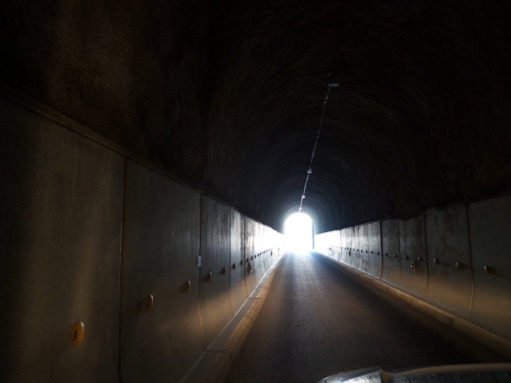 Twenty Fun Tunnels to Cycle in the Alps - My Cycling