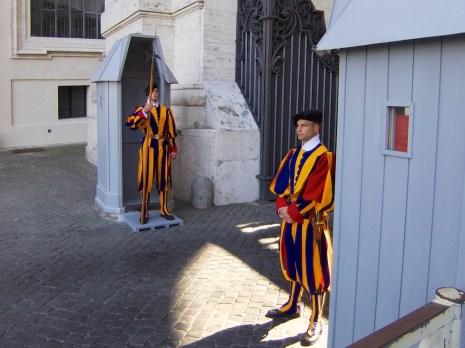 Swiss Guards