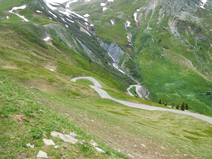Last 2 kms Until Col du Glandon